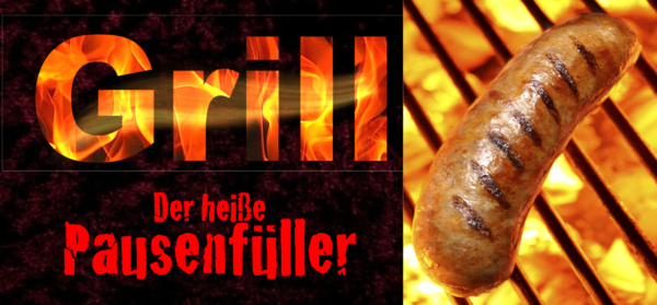 Screenshot vom Grill-Flyer
